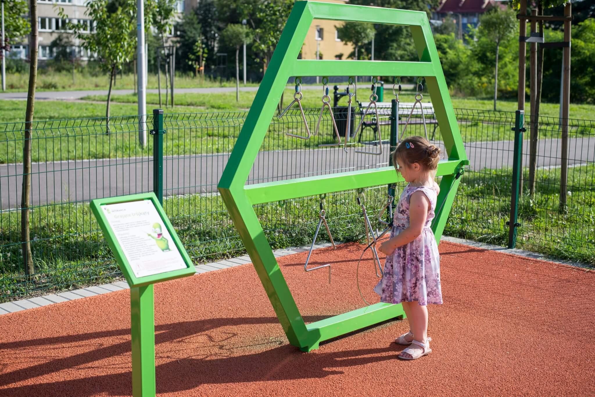 sensoryczne place zabaw śląsk