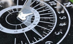 zegar słoneczny naukowy plac zabaw